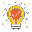 Innovation Development Idea Icon