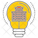 Innovation Idea Design Icon