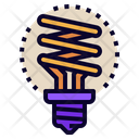 Innovation Light Bulb Icon