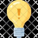 Innovation Bulb Light Icon