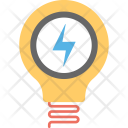 Innovation Creativity Electric Icon