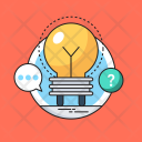 Idea Innovation Creative Icon