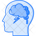 Head Brain Storm Icon