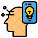 Idea Innovation Marketing Icon