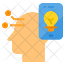Idea Innovation Marketing Icon