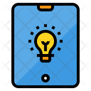 Innovation Content Idea Icon