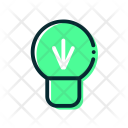 Bulb Light Household Icon