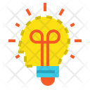 Head Blub Idea Icon