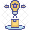 Creative Innovation Novelty Icon