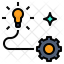 Innovation Adjustment Reform Icon