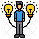 Innovation Idea Creative Icon