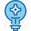 Power Innovation Idea Icon