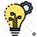 Technology Idea Process Icon