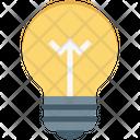 Innovation Bulb Idea Icon