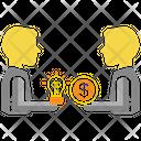 Money Idea Businessman Icon