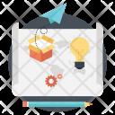 Innovation design Icon