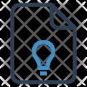 Innovation file Icon