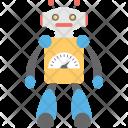 Robot Innovation Gauge Icon