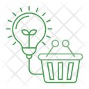 Shopping Innovation Basket Icon