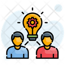 Innovation Network Icon