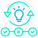 Innovation Pipeline Icon