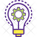 Innovation Research Icon