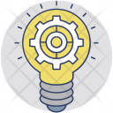 Innovation Research Value Icon