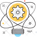 Innovative Discovery Strategy Icon