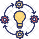 Automation Creativity Development Icon