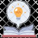 Book Education Idea Icon