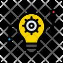 Idea Creative Setting Icon