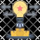 Startup Innovation Novelty Icon