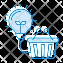 Innovative shopping Icon