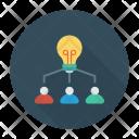 Innovative team Icon