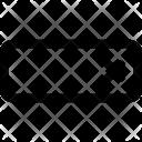 Input Delete Cancel Icon