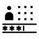Input data Icon