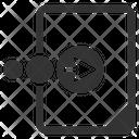 Document File Input Icon