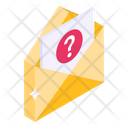 Correspondence Email Inquiry Mail Icon