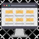Inscreen Responsivedesign Screen Icon