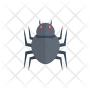 Spider Insect Halloween Icon