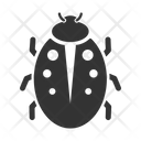 Insect Bug Virus Icon