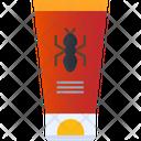 Insect Cream Cream Safety Icon