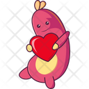 Insect In Love Icon