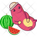 Insect In Summer Icon