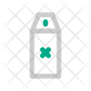 Insect Repellent Bug Spray Hiking Icon