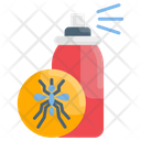 Insect Repellent Bug Icon