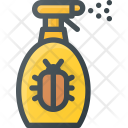 Insecticide Agriculture Bottle Icon