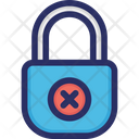 Insecure Risk Unsafe Icon