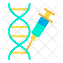 Genetic Research Genetic Experiment Research Icon