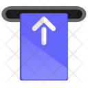 Card Move Cashout Icon